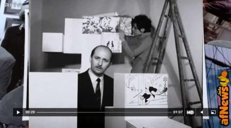 Claude Moliterni, uno dei fondatori della rivista Pif Gadget, che diede a Pratt la possibilità di pubblicare i suoi fumetti a Parigi, quando era in miseria, perché nessuno lo pubblicava più.