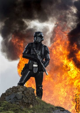 Rogue One: A Star Wars Story A Death Trooper Ph: Jonathan Olley ©Lucasfilm LFL 2016.