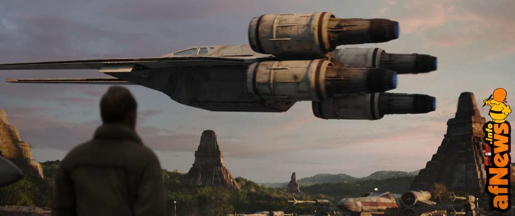 Rogue One: A Star Wars Story..Rebel U-Wing..Ph: Film Frame ILM/Lucasfilm..© 2016 Lucasfilm Ltd. All Rights Reserved.
