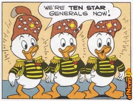 Huey,_Dewey_and_Louie_as_Ten_Star_Generals-afnews