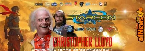 StarCon 2017, tra scienza e fantascienza, con Cristopher Lloyd e...