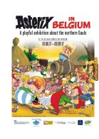 Belgian Comics Art Museum exhibit Asterix in Belgium - PRESS-2-afnews