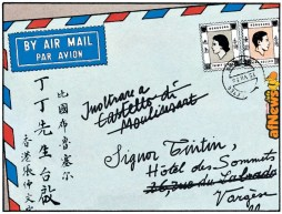 Lettera Chang Tintin Tibet italiano-afnews