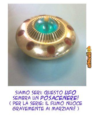 009 Posacenere UFO-afnews