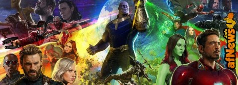 The Full AVENGERS: INFINITY WAR Concept Art Posters