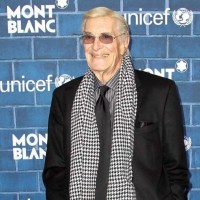 Martin Landau (Commander John Koenig) passed away