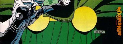 C'è davvero una carta di credito di Doctor Doom?