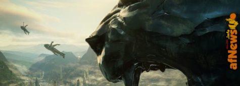 """Il trailer italiano della """"Pantera Nera"""" Marvel"""