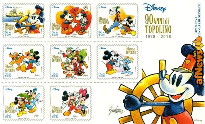 topolino-mickey-mouse-francobolli-giorgio-cavazzano-afnews