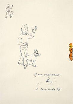 Tintin dedica-afnews