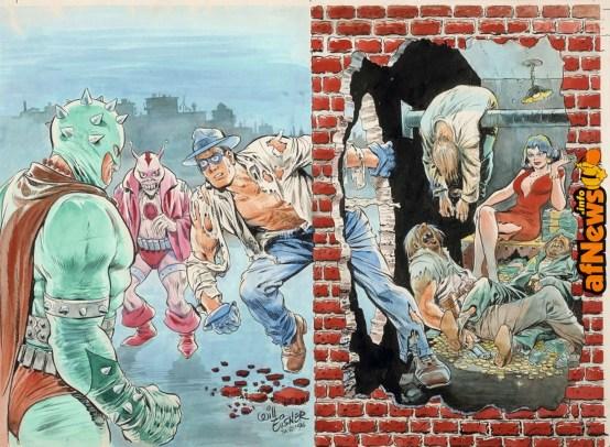 Will Eisner 1994-afnews