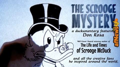 The Scrooge Mystery duckumentary disponibile dal 31 ottobre 2018 in tutto il mondo