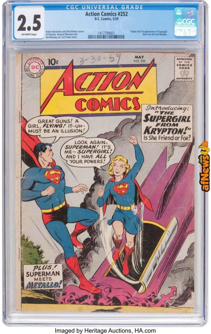 Action Comics 252 DC 1959-afnews-afnews