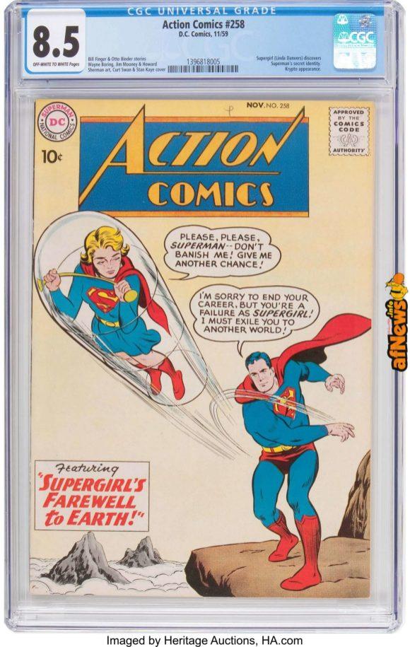 Action Comics 258 DC 1959-afnews-afnews