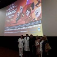 """""""Gli Incredibili"""" in corsia: anteprima del nuovo film Pixar al policlinico Gemelli"""