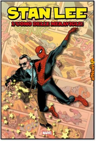 Stan Lee due volumi tributo da Marvel Italia in Fumetteria ed Edicola
