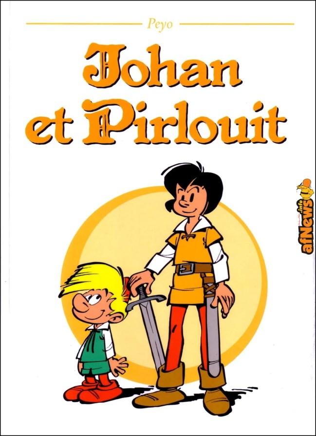Johan et Pirlouit - Veillee de Noel 00