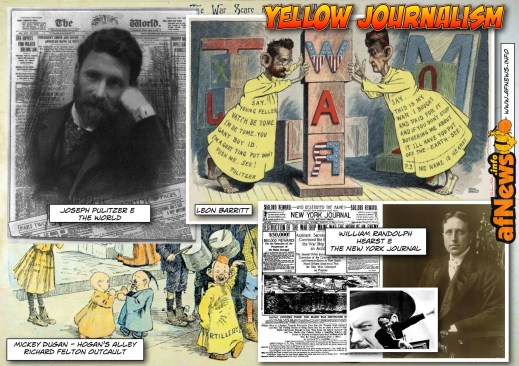 Yellow Journalism-afnews