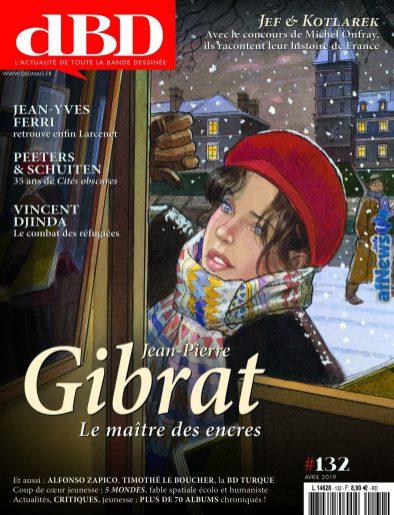 dBD Gibrat cover-afnews