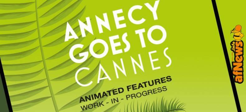 Il Festival di Annecy a Cannes per uno Special Animation Day!