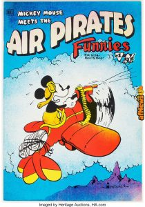 Air Pirates Funnies 11 Bobby London File Copy (Hell Comics Group, 1971)-afnews