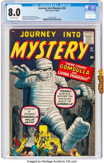 Journey Into Mystery 61-afnews