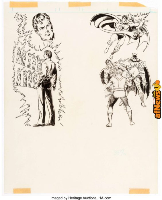 Murphy Anderson Who's Who The Definitive Directory of the DC Universe 2-afnews