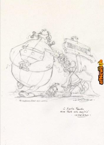 Illustration-originale-ru00e9alisu00e9e-pour-une-carte-de-voeux-du-CNBDI-Assterix-Uderzo-afnews