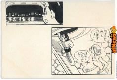 TEZUKA-LES-CHRONIQUES-DASTRO-BOY-Sankei-1967-1969-Demi-planche-originale-inu00e9dite-afnews