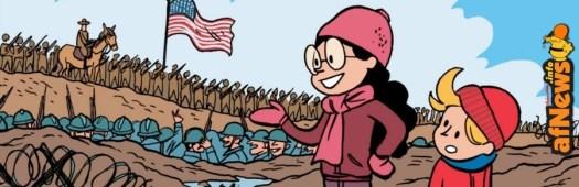 La Storia raccontata ai più giovani a fumetti, ma sul serio