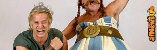 Tresor mette 72 milioni di dollari per Asterix e Obelix: La Via della Seta