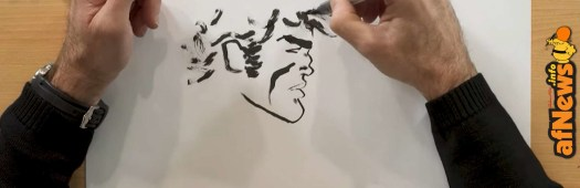 Christophe Blain disegna Blueberry - video