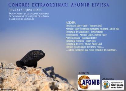 Programa per al congrés extraordinari a Eivissa