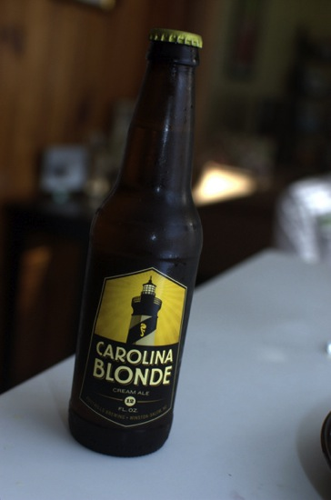 Carolina Blonde Agave Chicken nef