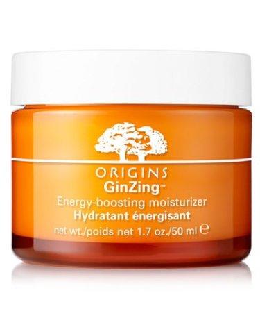 AM moisturizer:OriginsGinZing Energy Boosting Moisturizer Review