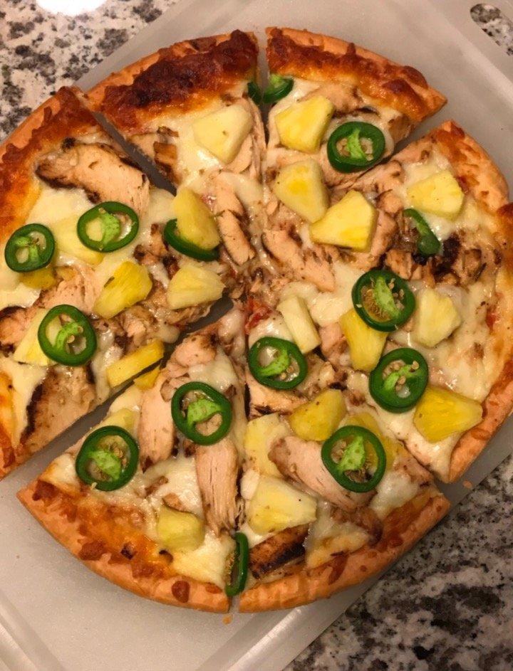 pineapple pizza gluten free