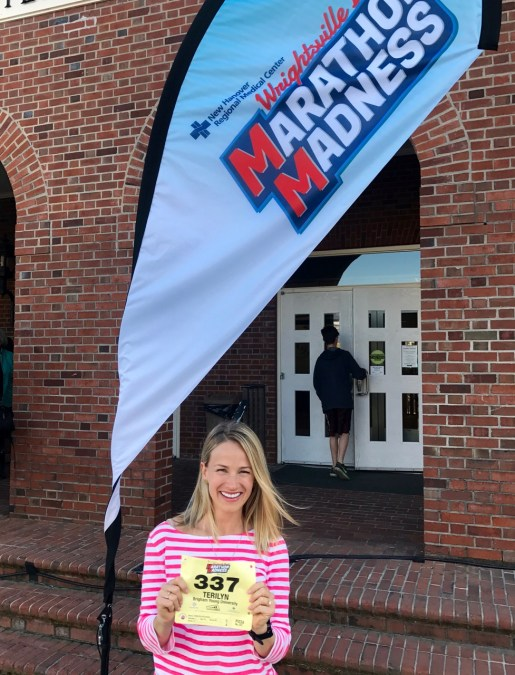 wrightsville beach marathon packet pickup