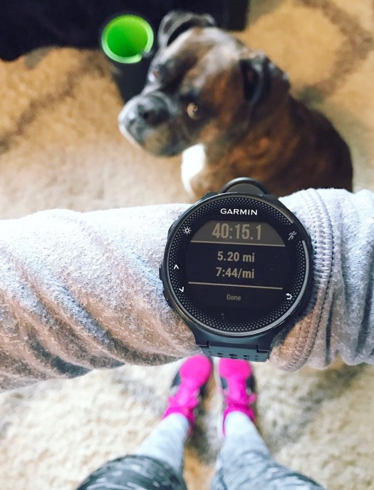 How to stay motivated to run without a race