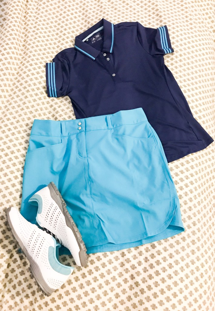 Adidas Golf Women's Outfit