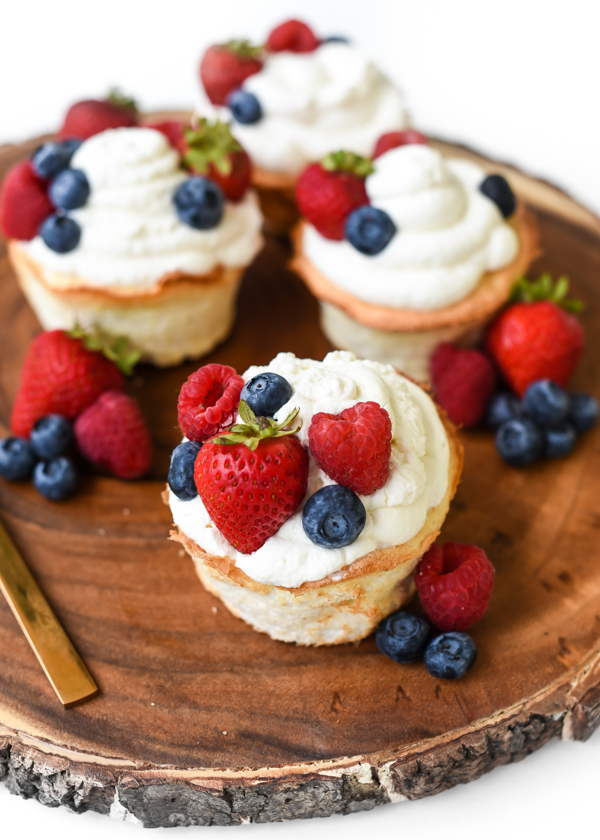 Recipe For Angel Food Cake Mix And Fruit
