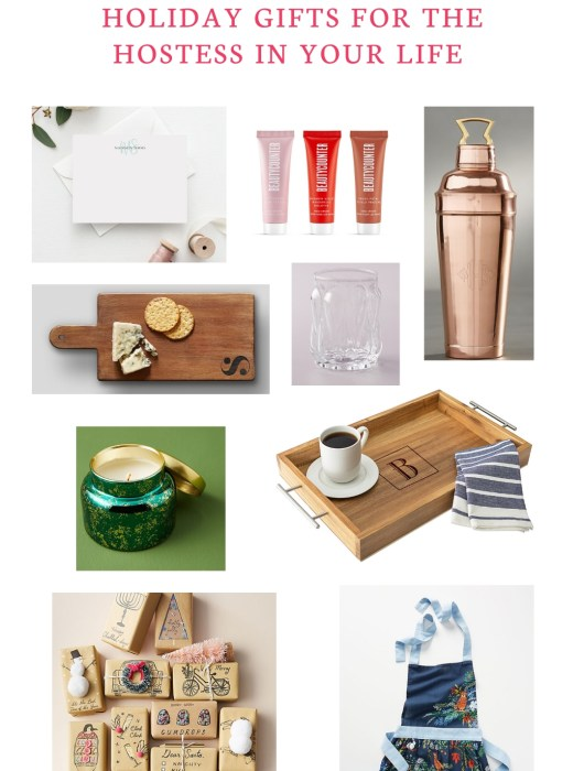 hostess gift ideas | A Foodie Stays Fit