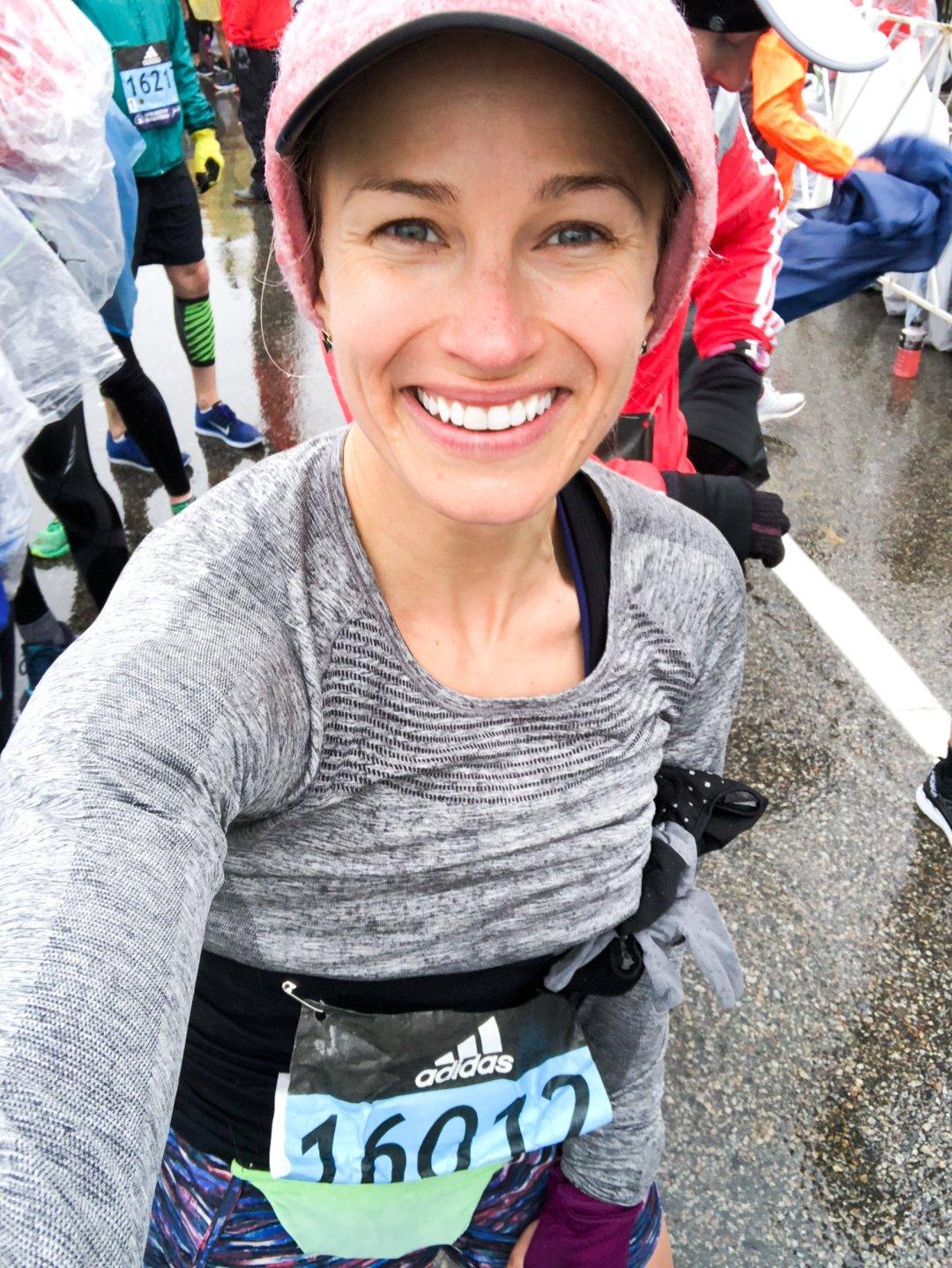boston marathon athletes village tips