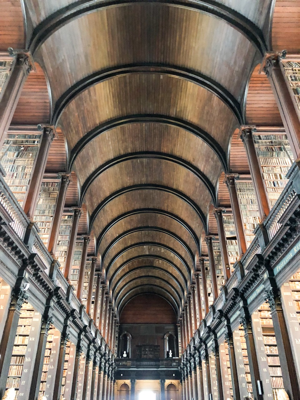 long hall trinity college