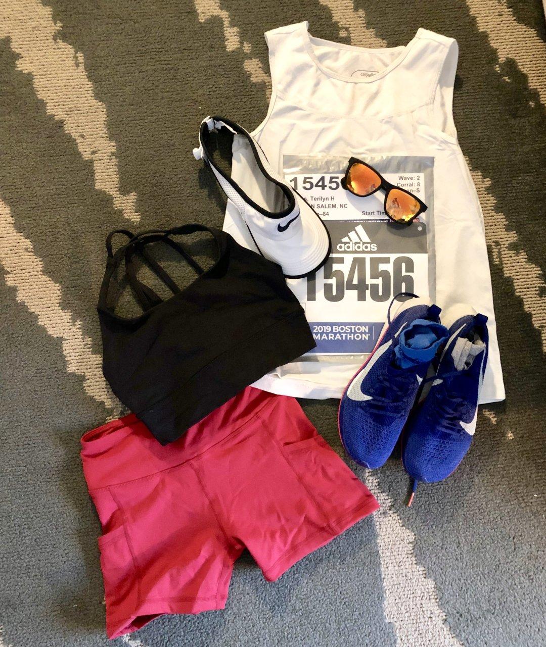 marathon outfit