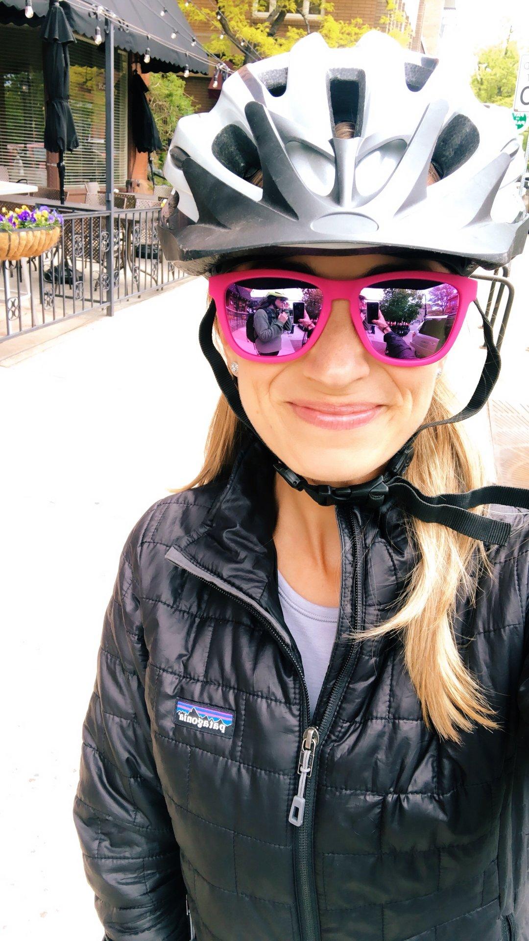 afoodiestaysfit bike tour boulder