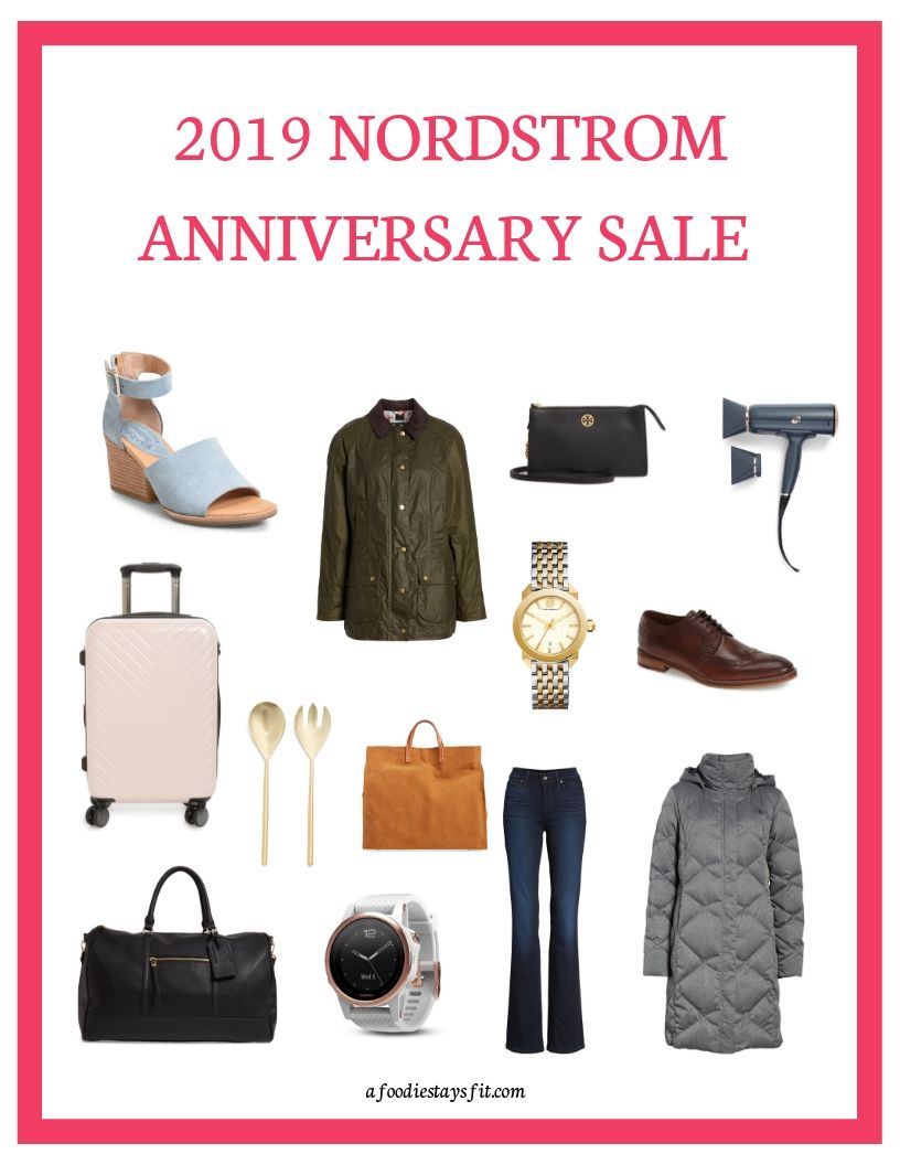 My 2019 Nordstrom Anniversary Sale Picks | A Foodie Stays