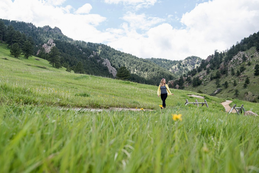 flatirons hike