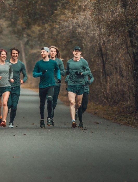 Stress free running