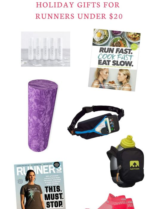 gifts for runners under $20