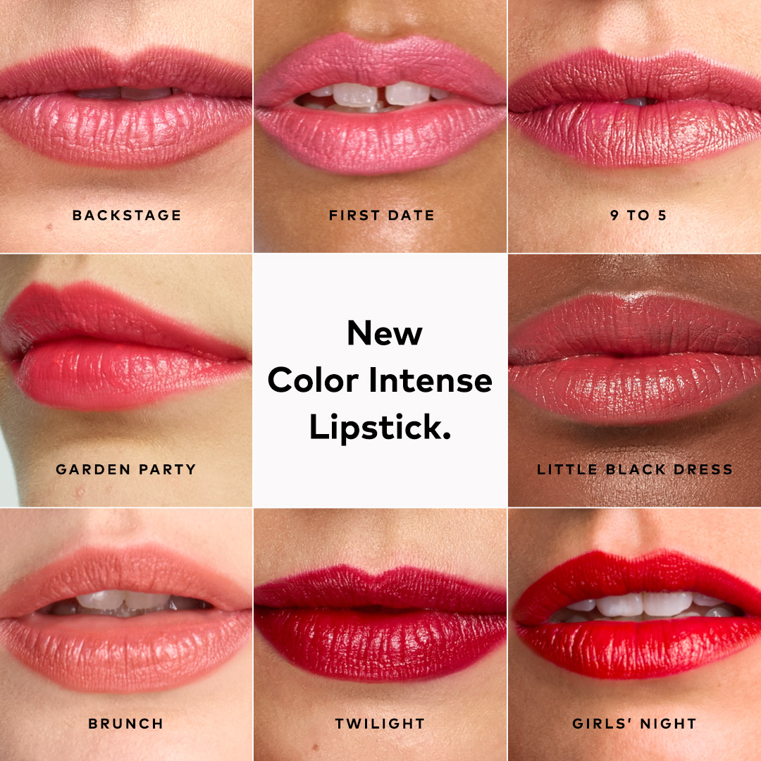Beautycounter Color Intense Lipstick Colors